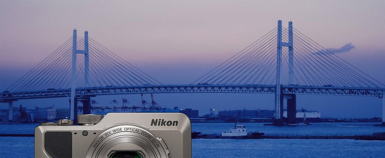 Nikon Coolpix A1000 czarny