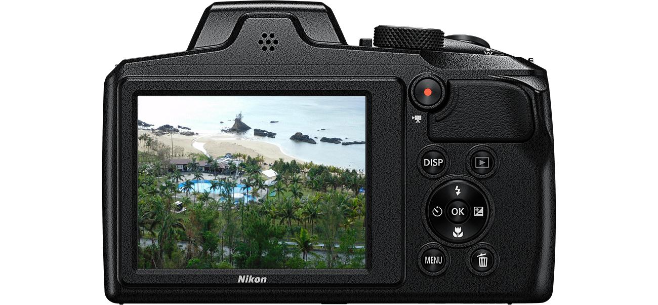 Nikon Coolpix B600 Full HD