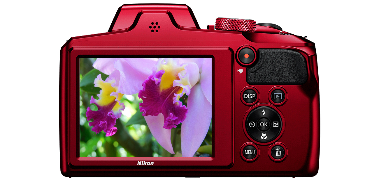 Nikon Coolpix B600 Full HD