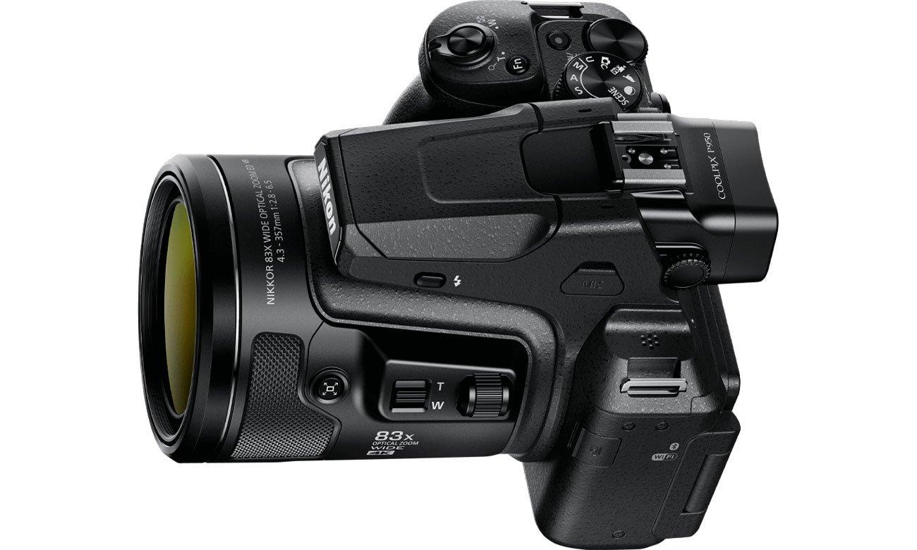 Nikon Coolpix P950 - Obiektyw