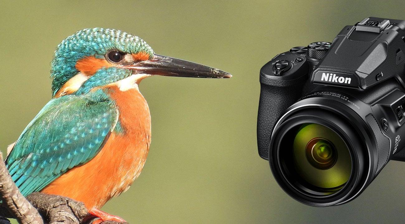 Nikon Coolpix P950 - Nagrywanie 4K