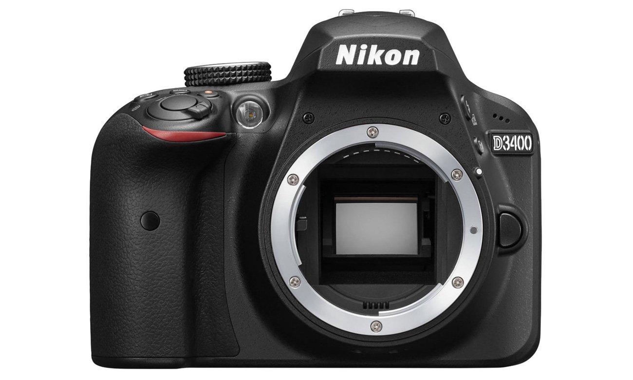 Lustrzanka Nikon D3400 lustro