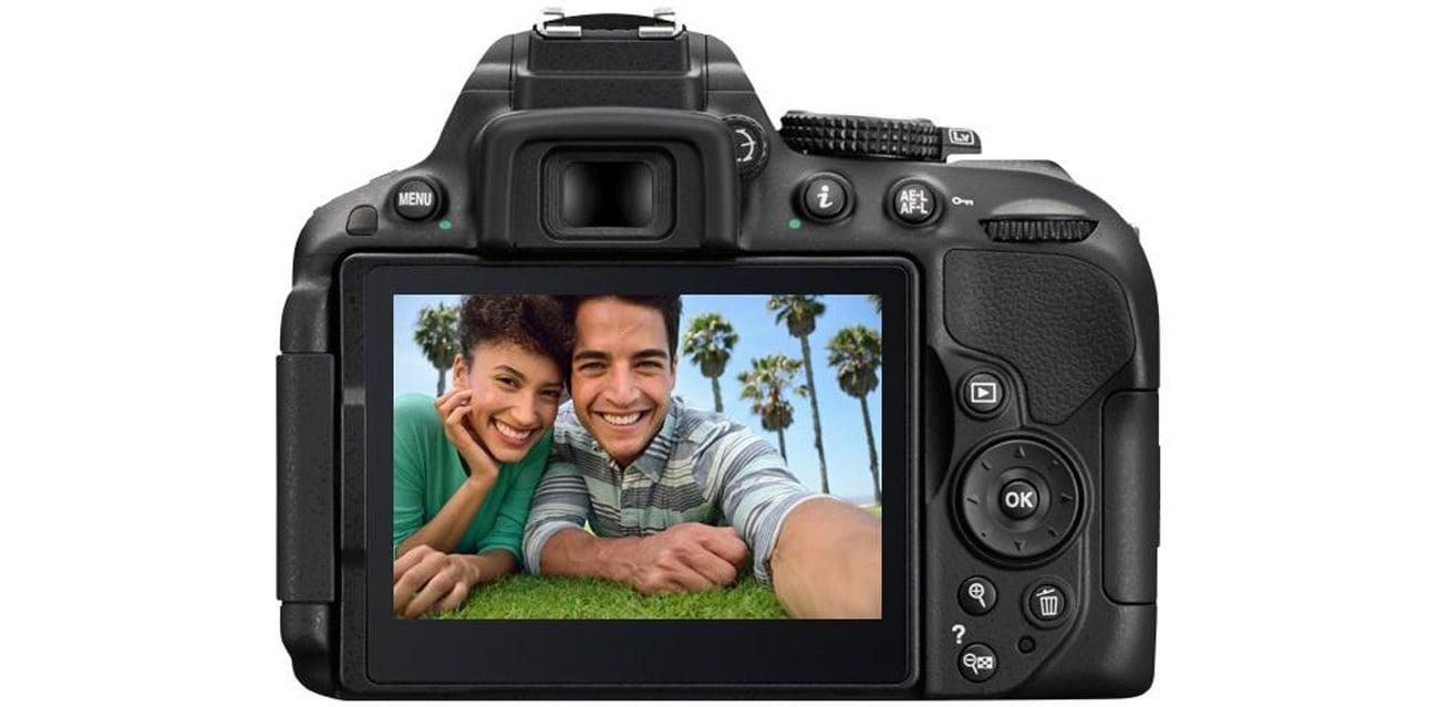 Nikon D5300 Wysoka czułość ISO
