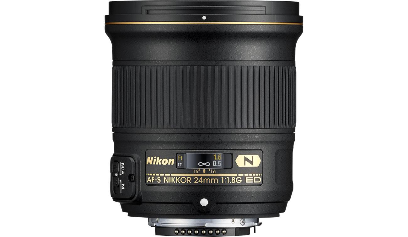 Obiektyw Nikon Nikkor JAA139DA