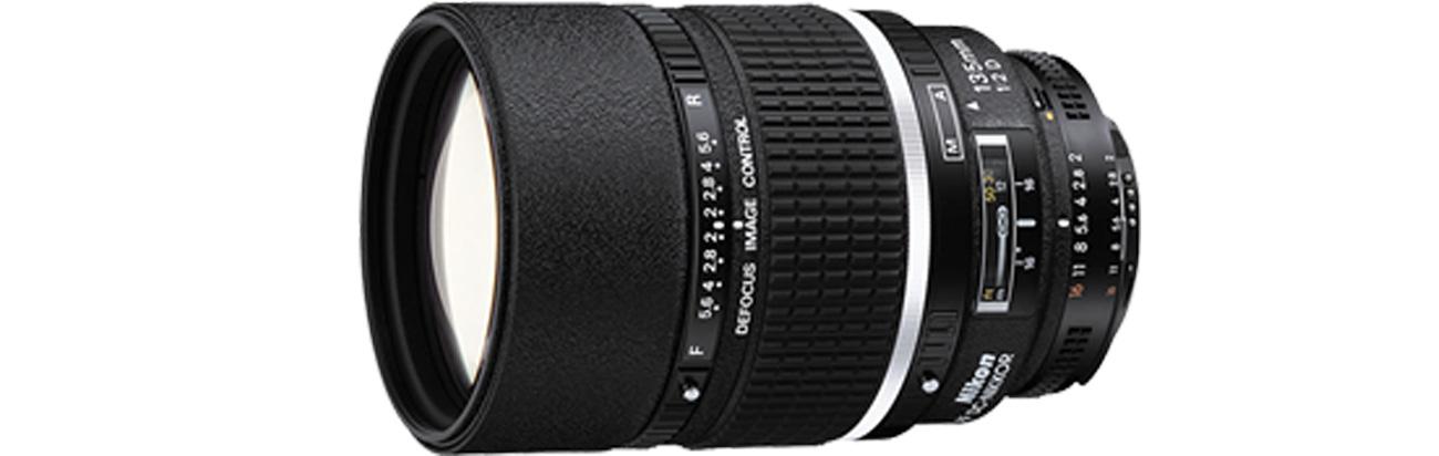 Nikon Nikkor AF DC 135mm f/2D