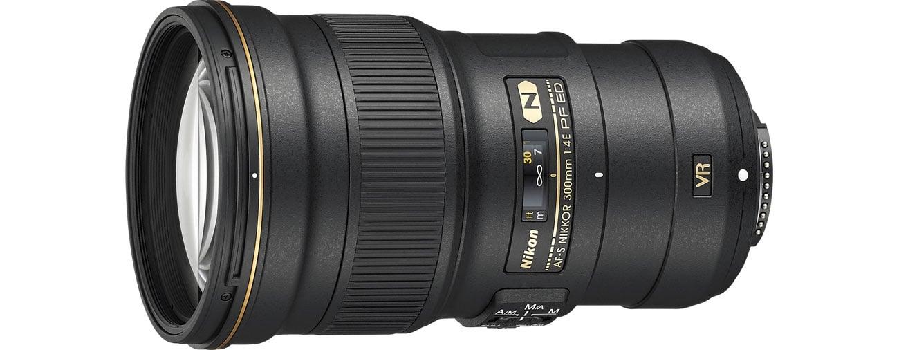 Obiektyw stałoogniskowy Nikon Nikkor AF-S 300mm f/4E PF ED VR