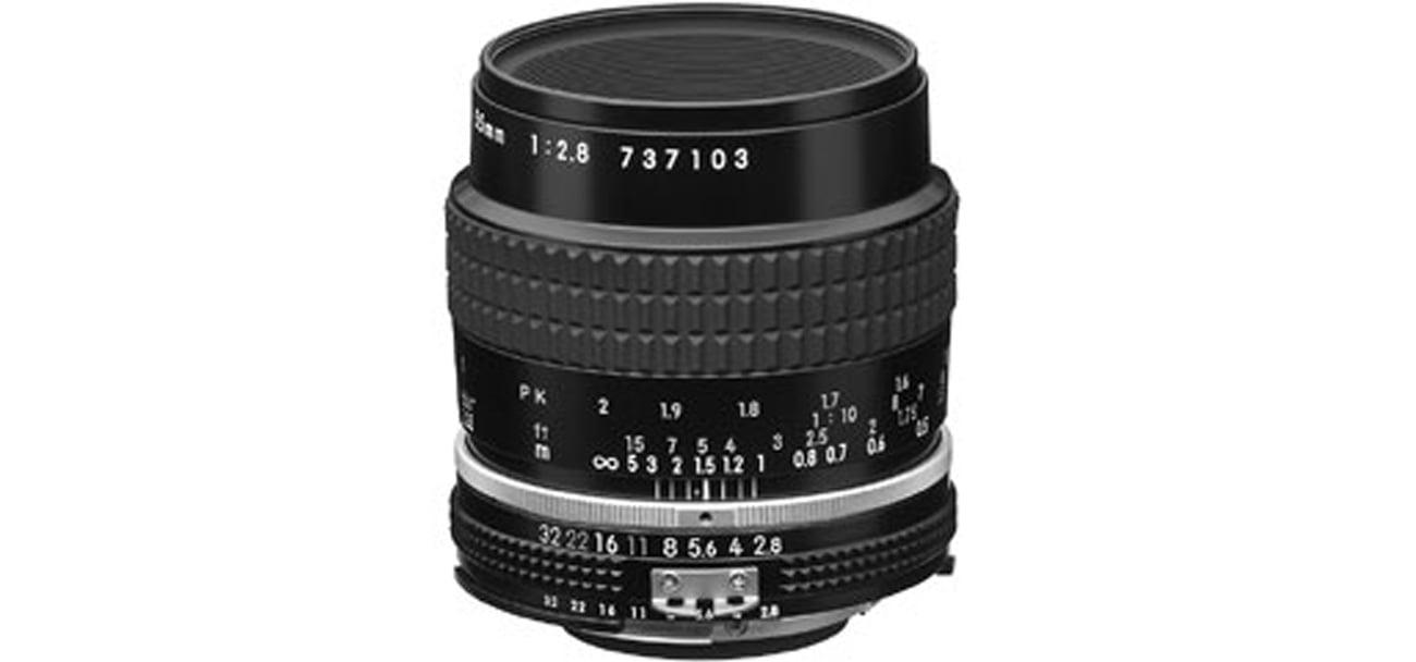 Nikon Nikkor AI Micro 55mm f/2,8