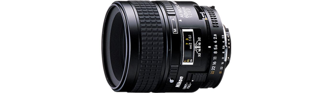 Nikon Nikkor AF 60mm f/2,8D Micro