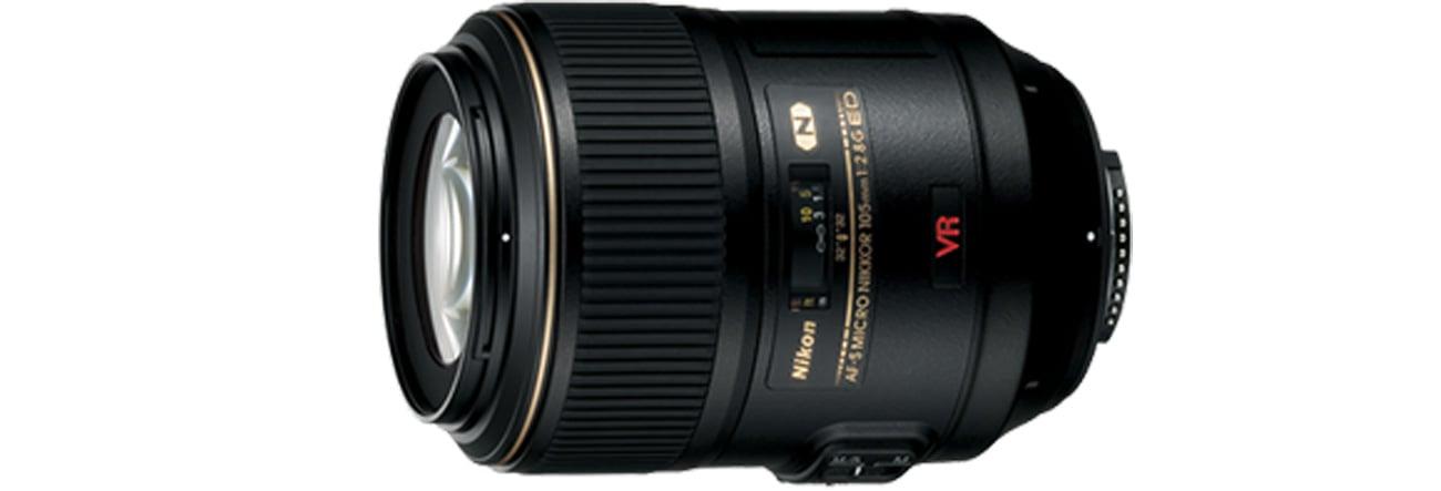Nikon Nikkor AF-S 105mm f/2.8G IF ED VR