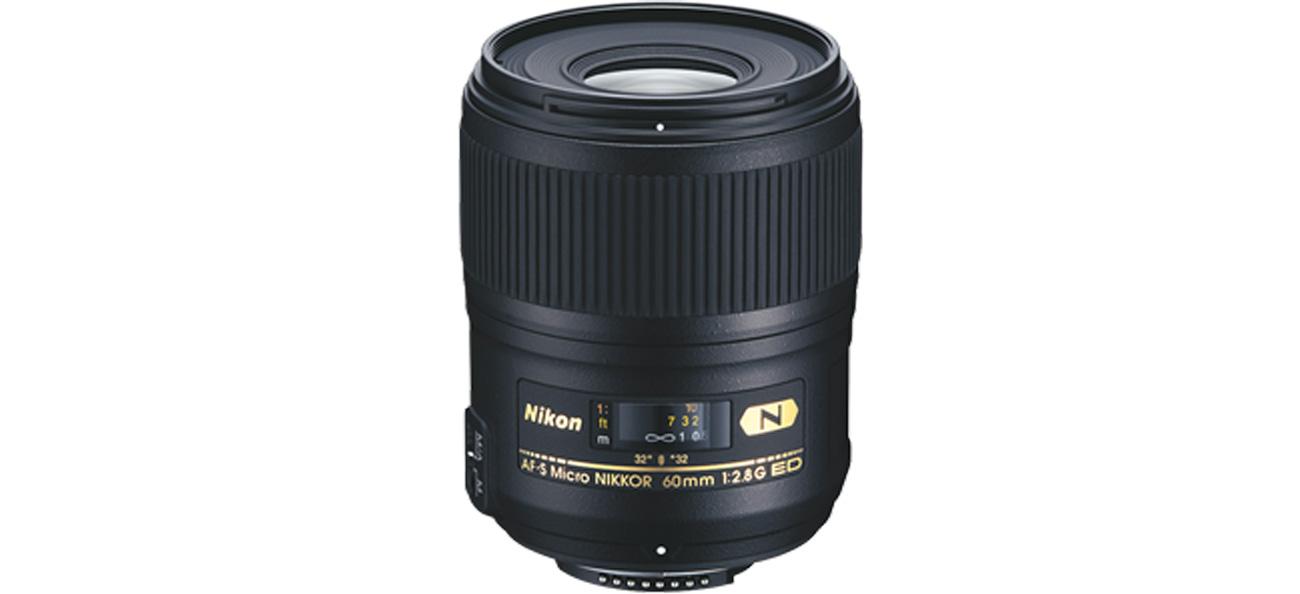 Nikon Nikkor Micro 60mm f/2,8G ED