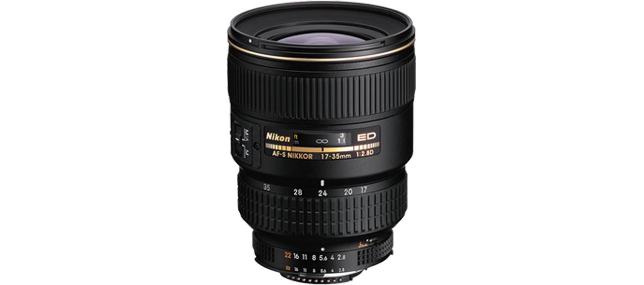 Nikon Nikkor AF-S 17-35mm f/2,8D IF-ED