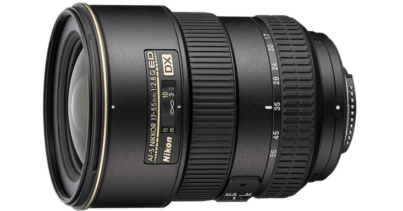Nikon Nikkor AF-S 17-55mm f/2.8G IF ED