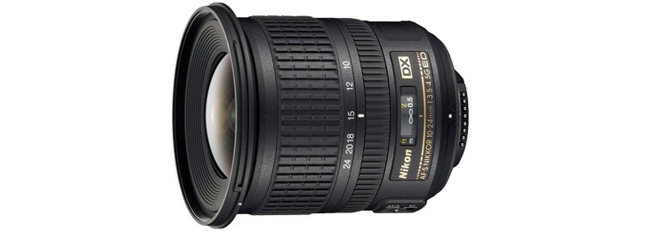Nikon Nikkor AF-S DX 10-24mm f/3,5-4,5G