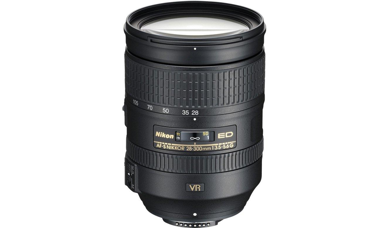 Nikon Nikkor AF-S 28-300mm f/3,5-5,6G ED VR