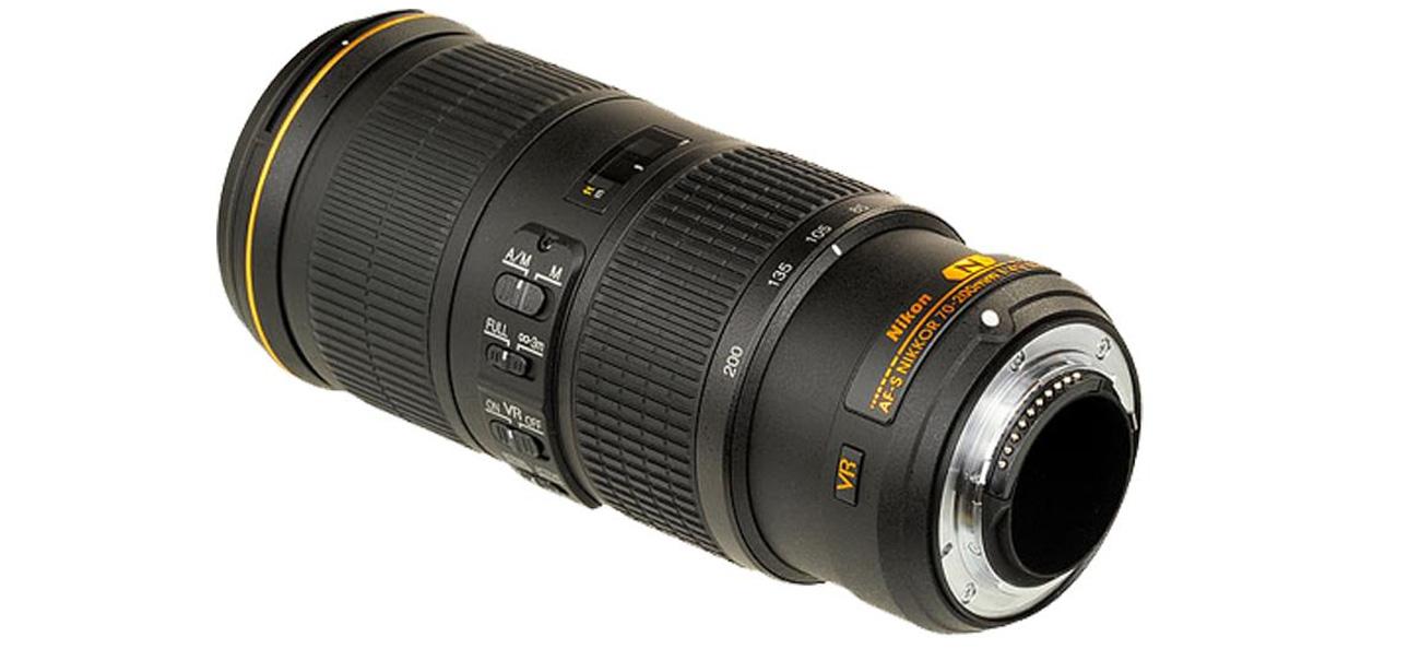 Nikon Nikkor AF-S 70-200mm f/4G ED VR