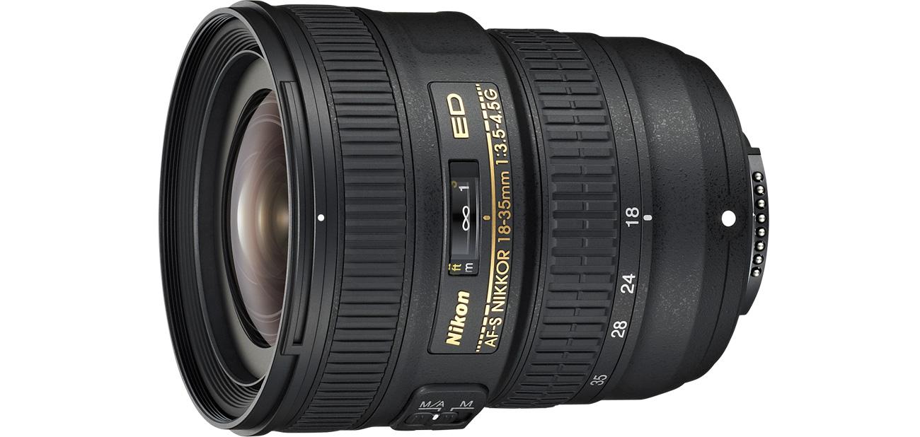 Nikon Nikkor AF-S 18-35mm f/3,5-4,5G