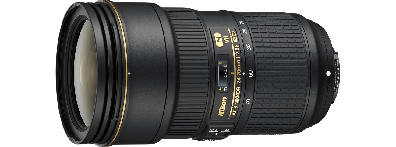 Nikon Nikkor AF-S 24-70mm f/2.8E ED VR