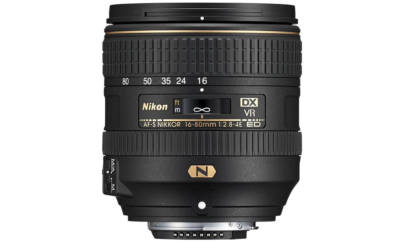 Nikon Nikkor AF-S DX 16-80 f/2,8-4E ED VR
