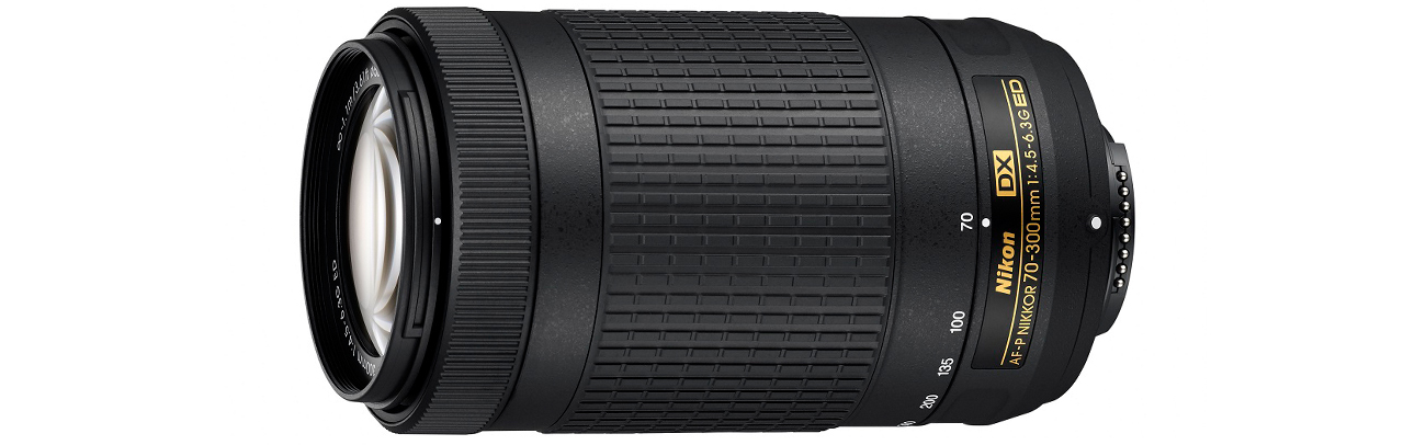 Obiektyw Nikon AF-P DX 70-300mm f/4.5-6.3G ED