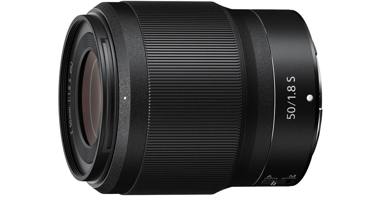 Obiektywy stałoogniskowy Nikon Nikkor Z 50mm f/1.8 S