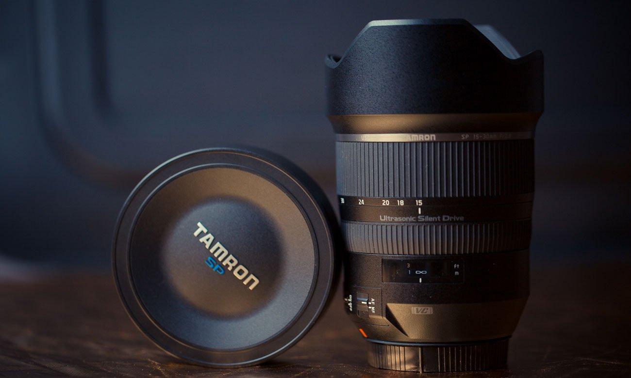 Nikon SP 15-30mm F/2.8 Di VC USD Stabilizacja obrazu zwiększa możliwości fotografowania