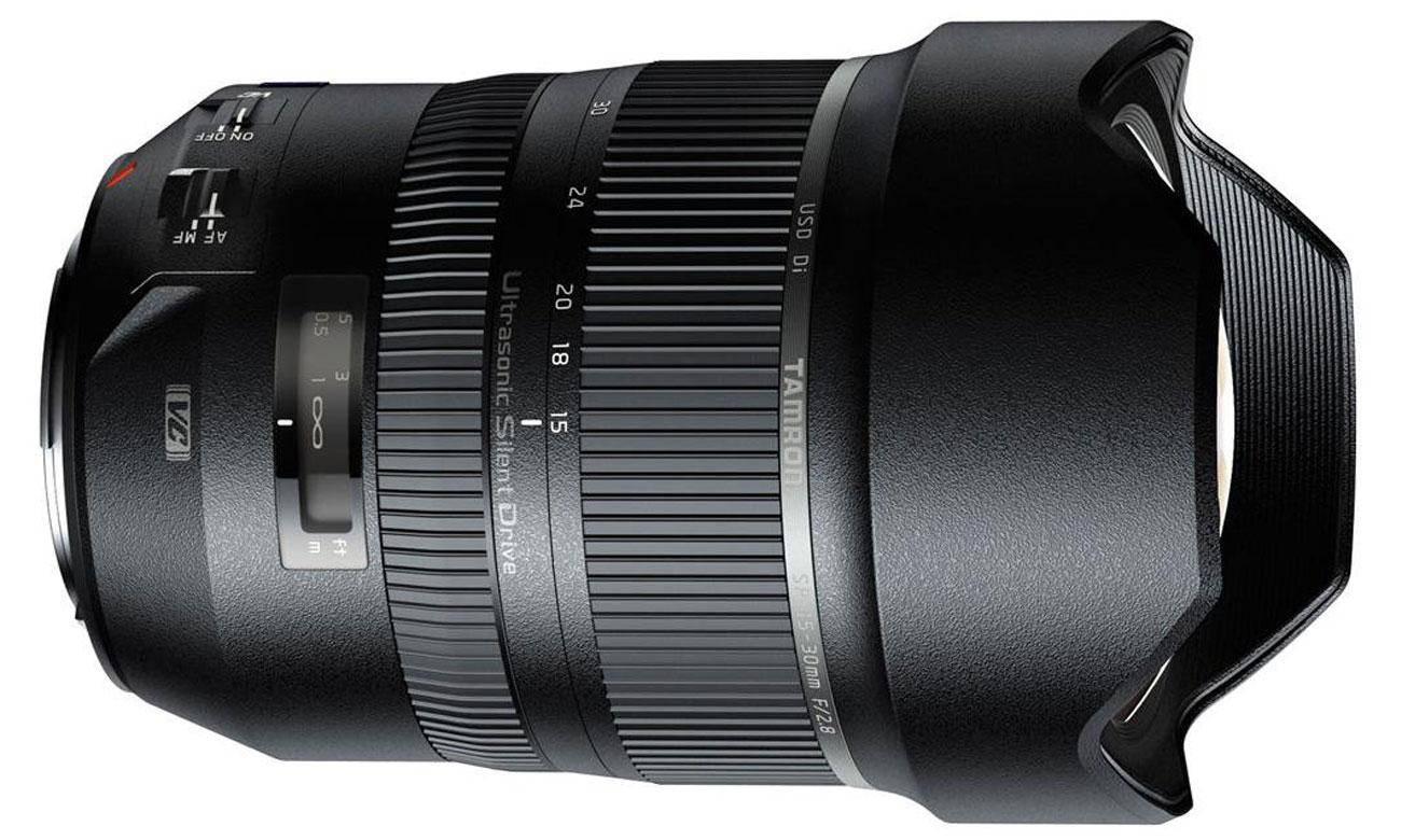 Nikon SP 15-30mm F/2.8 Di VC USD Pozostałe cechy produktu