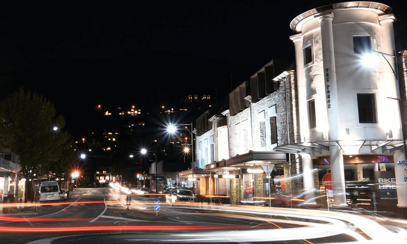 Nikon D7500 AF S DX 18 105 Miasto Noc
