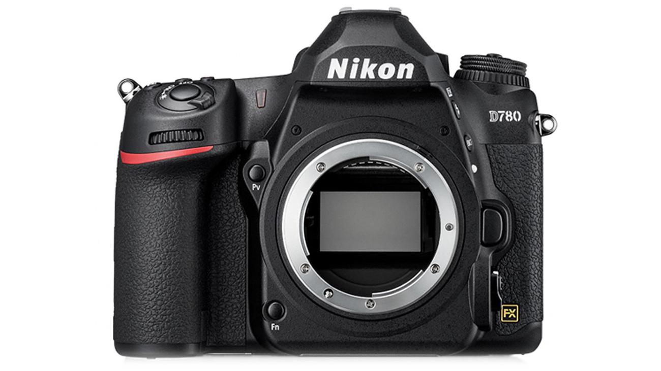 Aparat dla profesjonalistów Nikon D780 body