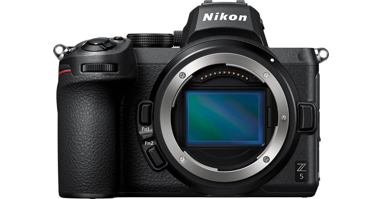 Aparat profesjonalny Nikon Z5 24-50 mm