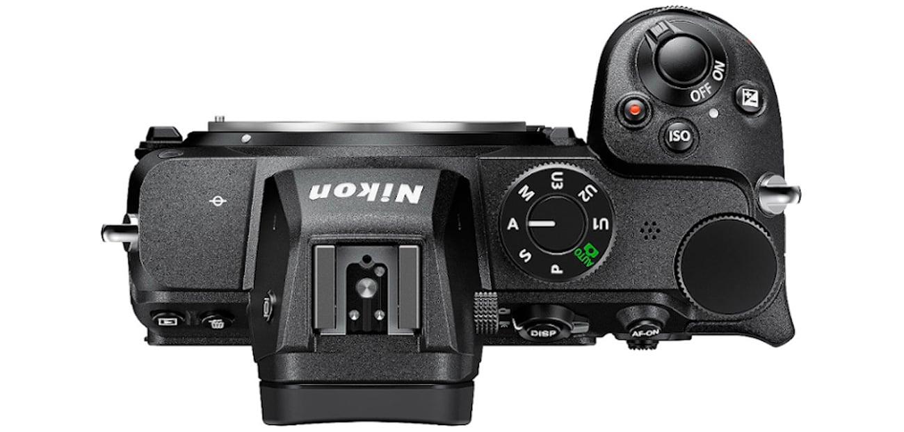 Aparat profesjonalny Nikon Z5 + adapter FTZ
