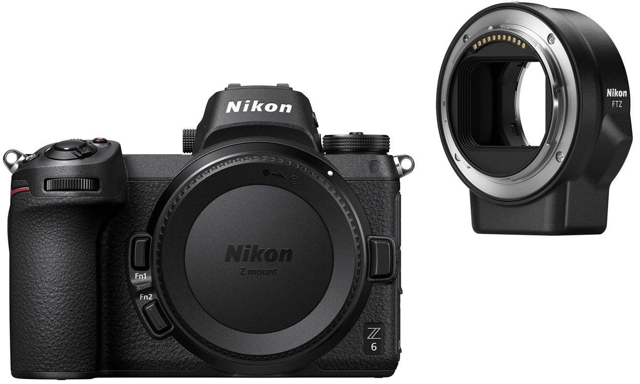 Nikon Z6 body kluczowe cechy
