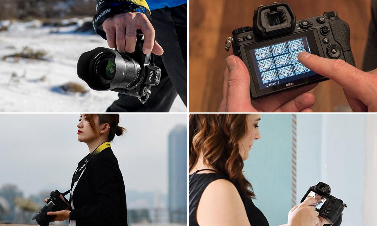 Nikon Z6 body funkcjonalnosc