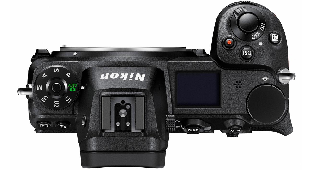 Nikon Z6 body system redukcji drgań