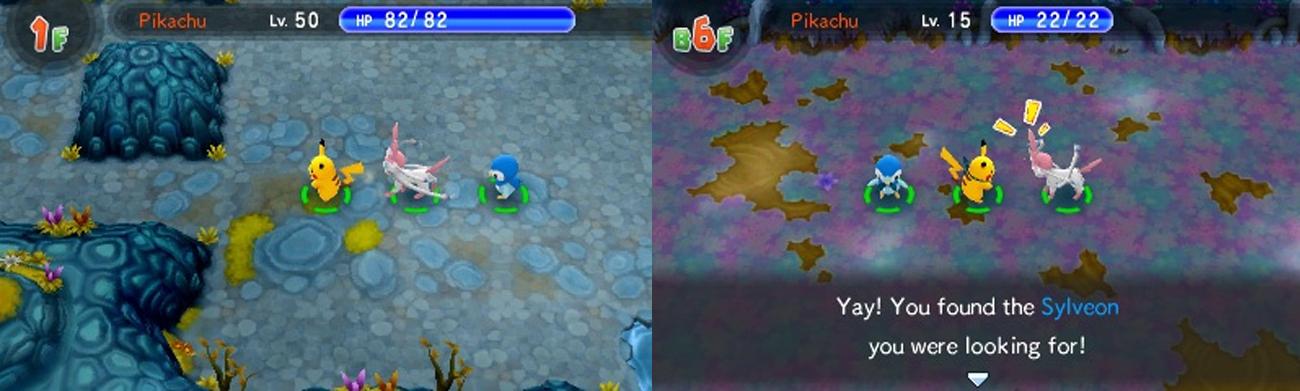 Gra Pokémon Super Mystery Dungeon