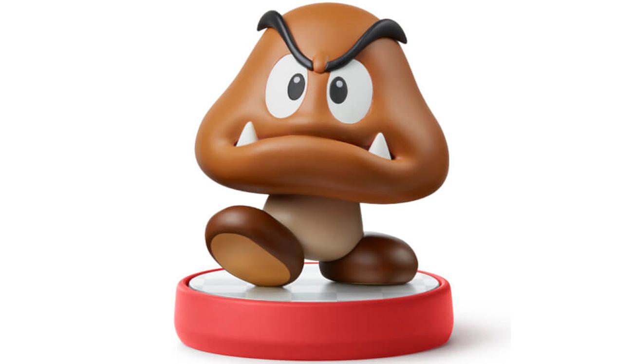 Amiibo Super Mario-Goomba