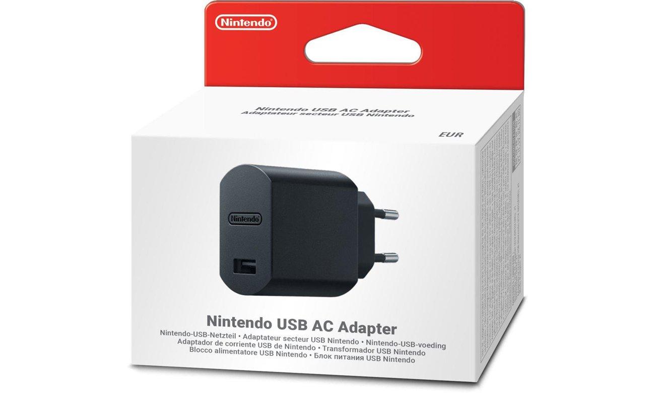 Adapter USB AC dla konsoli Classic Mini: SNES