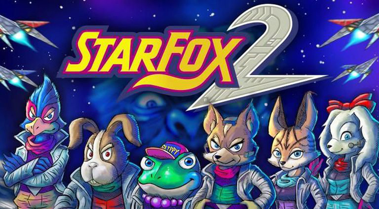 Star Fox 2 na Nintendo Classic Mini: SNES