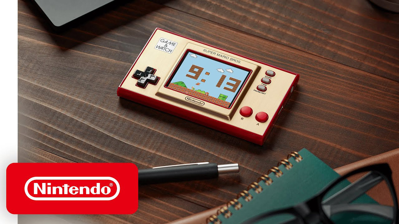 Konsola Nintendo Game & Watch Super Mario Bros.