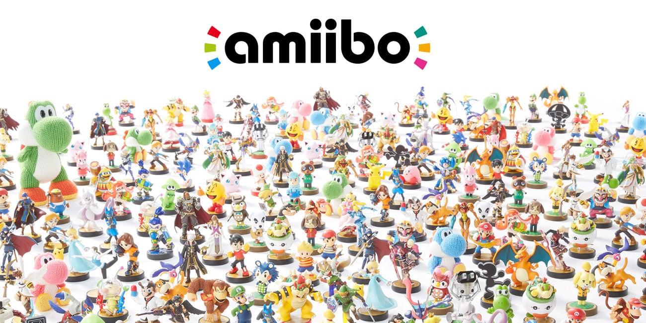 Wsparcie dla amiibo