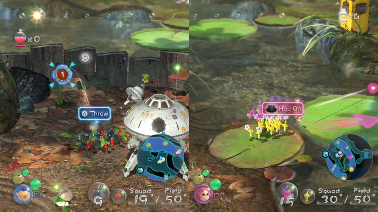 Gra na Switch Pikmin 3 Deluxe 045496423070