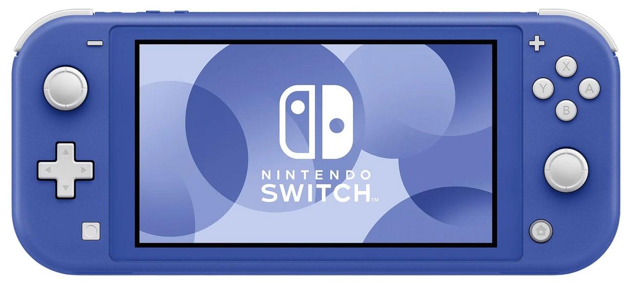 Konsola Nintendo Switch Lite Niebieska