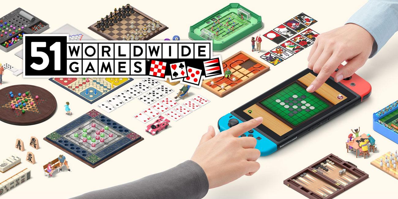 Gra Nintendo Switch 51 Worldwide Games
