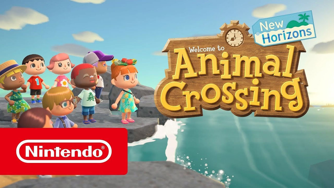 Gra Animal Crossing: New Horizons