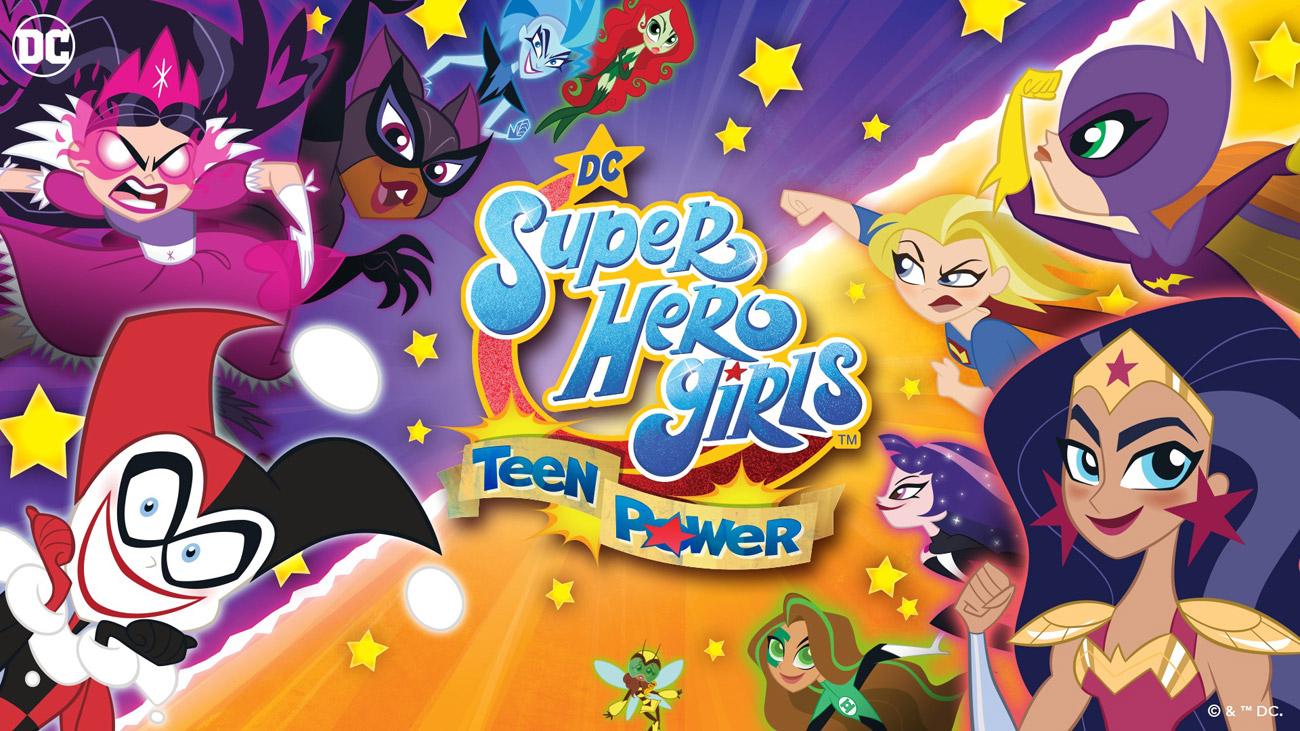 Gra DC Super Hero Girls Teen Power na Nintendo Switch