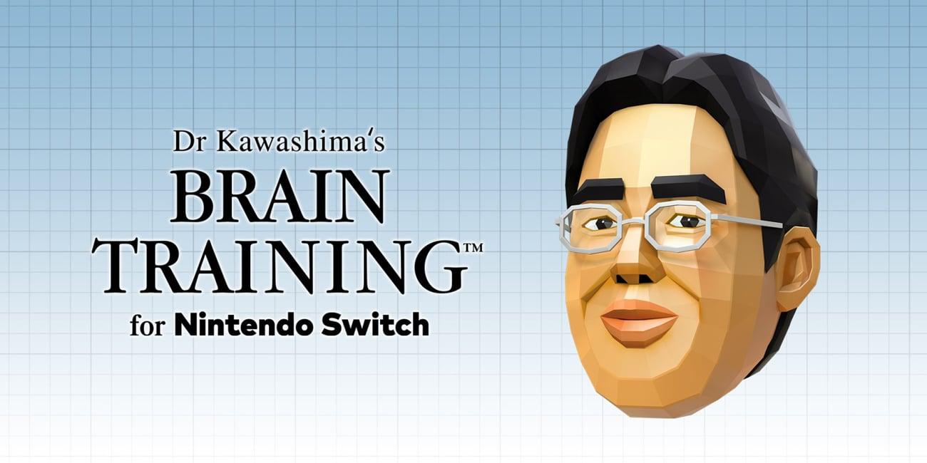 Gra Nintendo Switch Dr Kawashima's Brain Training