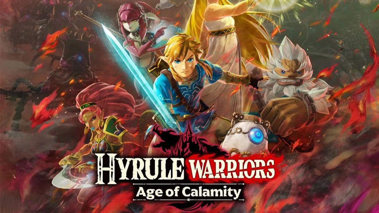 Gra Hyrule Warriors: Age of Calamity na Nintendo Switch