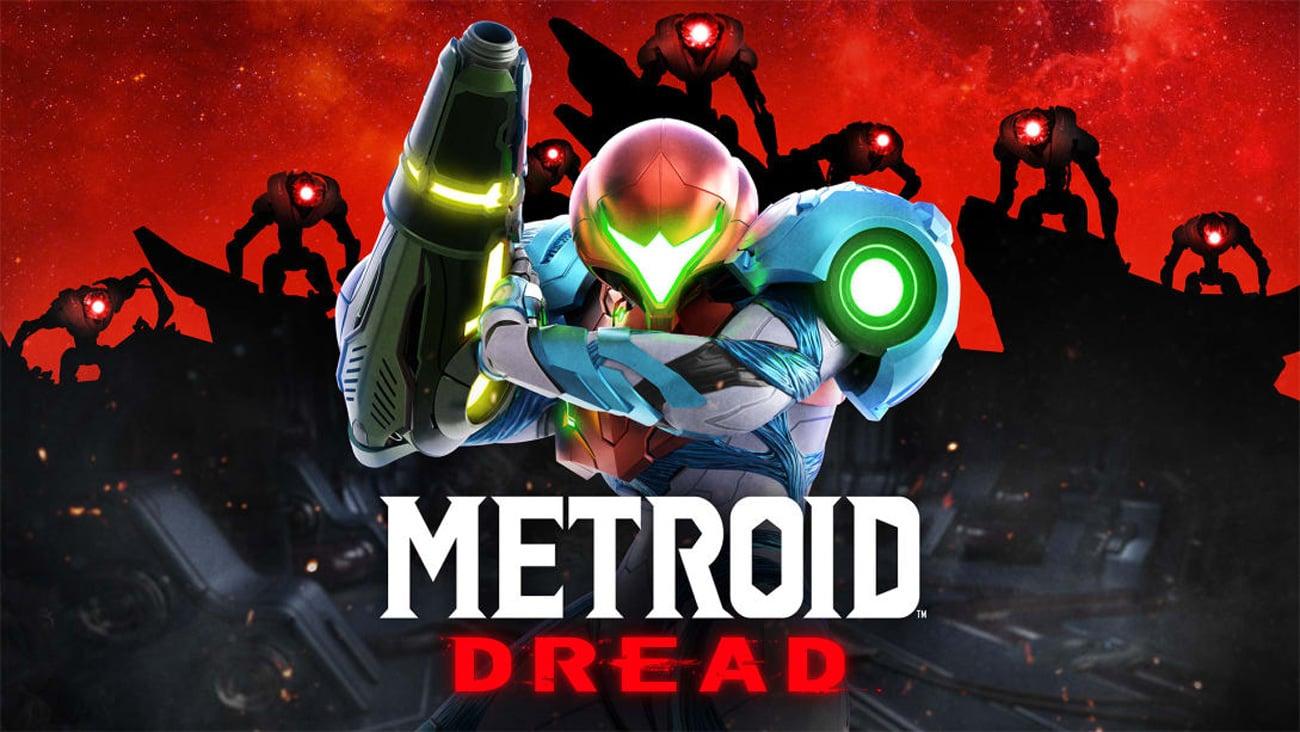 Gra Metroid Dread na Nintendo Switch