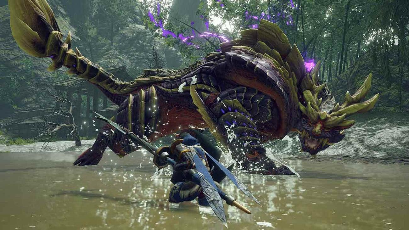 Staw czoła nowemu i przerażającemu zagrożeniu / Monster Hunter Rise / MH