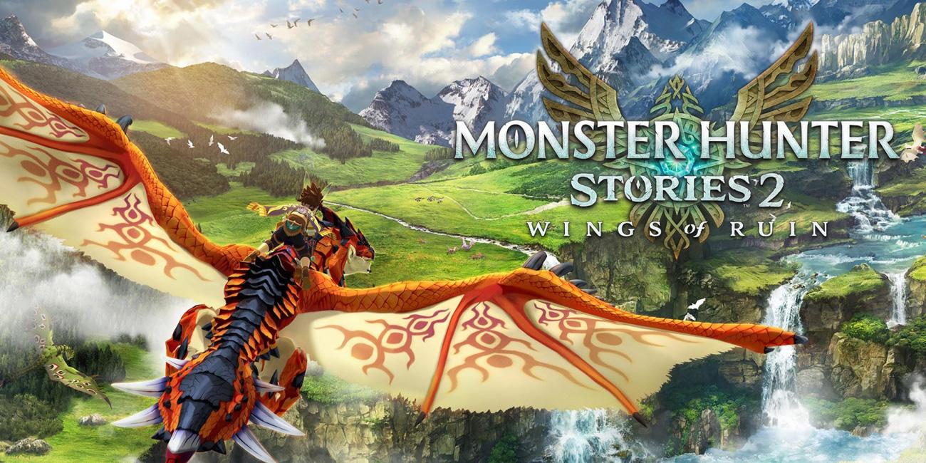 Gra Monster Hunter Stories 2: Wings of Ruin na Nintendo Switch