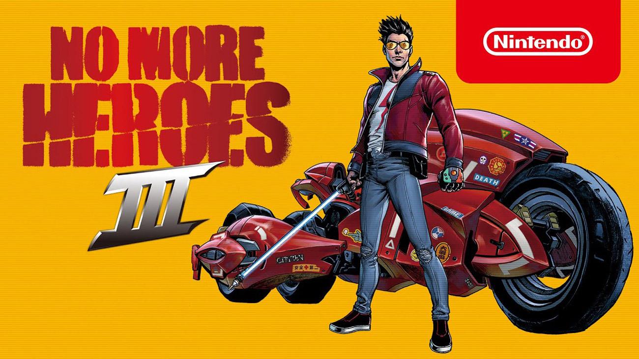 Gra No More Heroes III na Nintendo Switch